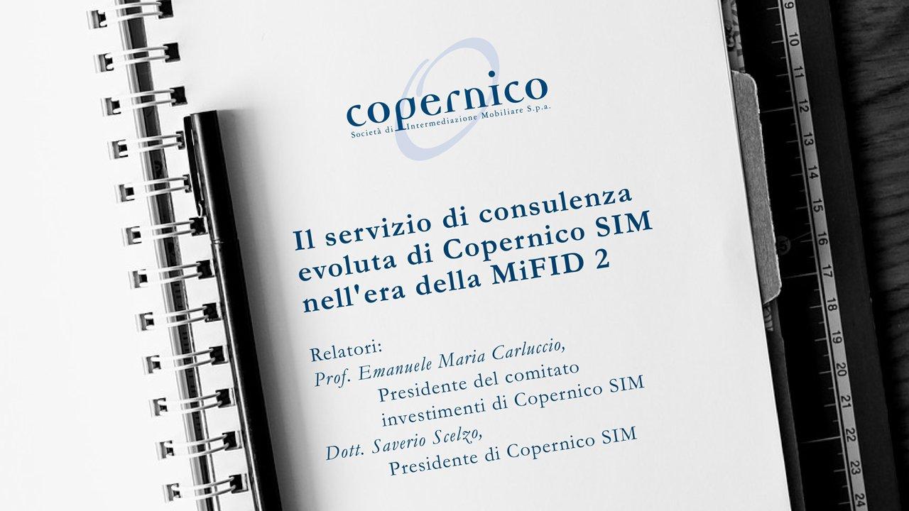 Copernico SIM al Salone del Risparmio 2021